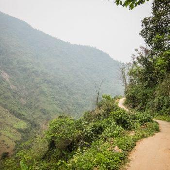 Jungle hiking - Nam Cang - Sapa