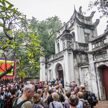8 3 - Litteraturens Tempel - Hanoi