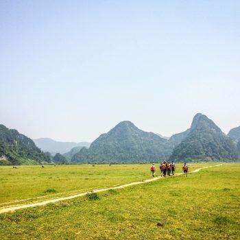 Phong Nha - Dong Hoi - trek to Tu Lan 2