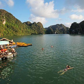 Fishing Village - Lan Ha Bay