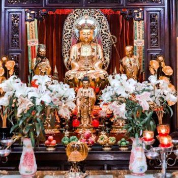 Saigon - temple
