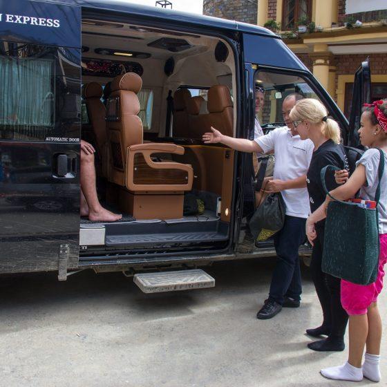 Topas Mountain Express