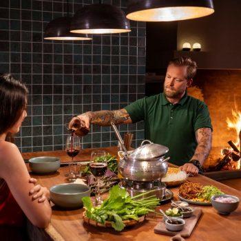 Topas Riverside Lodge - Sapa - Restaurant Chef