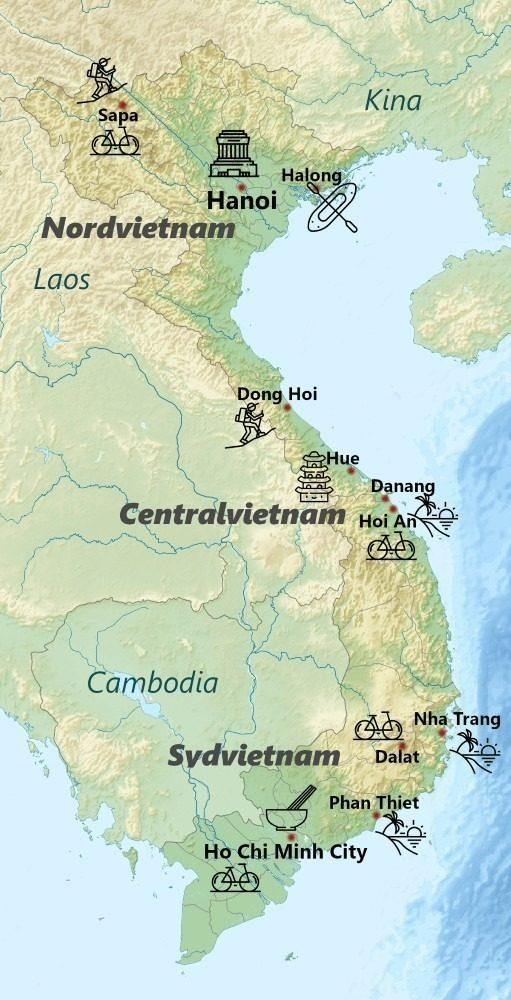 Vietnam activity overview