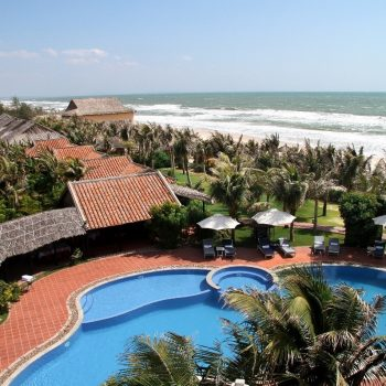 TTC resort premium - Ninh Thuan - beach